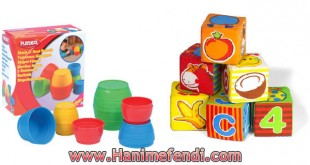 Çocuklar için oyuncaklar zararlı mı?