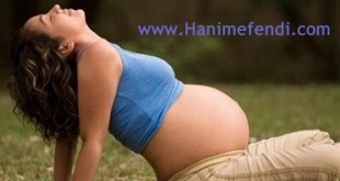 Hamilelikte yatış pozisyonu