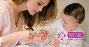 Yeni doğan bebeğin tırnak kesimi nasıl yapılır?