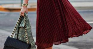 Sonbaharda En İyi Elbise Kombinleri Önerileri
