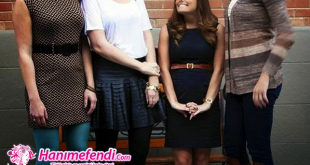 Kısa Boylu Kadınlar için Giyim Önerileri