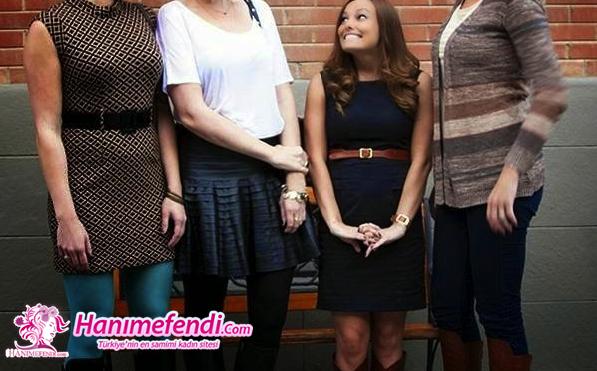 kısa boylu kadınlar
