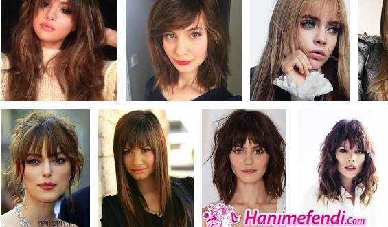 kaküllü saç modelleri