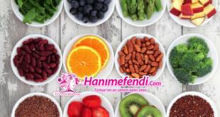 Metabolizmanızı Hızlandııcı Besinler