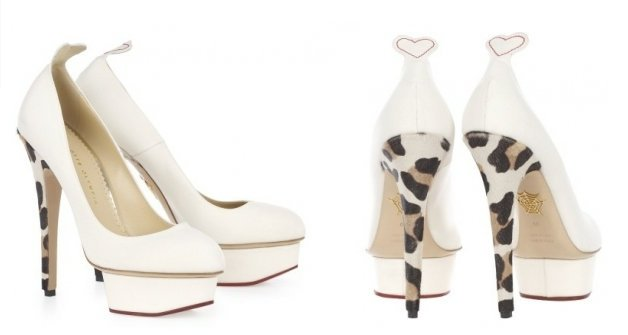 Charlotte Olympia 'Kaçak Gelin' Ayakkabı Koleksiyonu