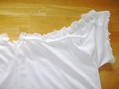 3 Eski tişörtten yeni bluz