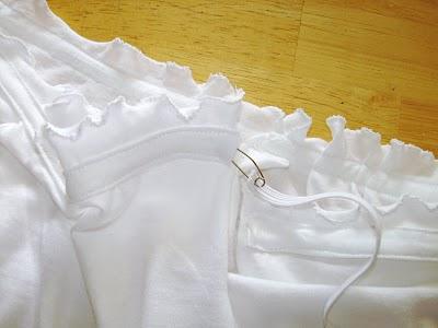 5 Eski tişörtten yeni bluz