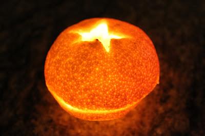 portakal mumluk