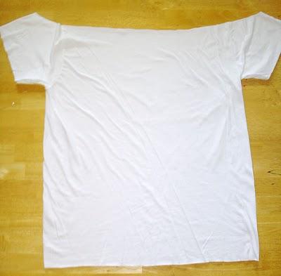 LTA4 Eski tişörtten yeni bluz