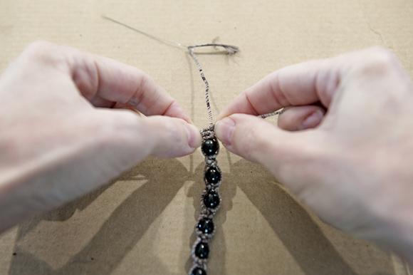 Shamballa Inspired Bracelets 14 Takı tasarımı: Boncuklu bileklik yapımı