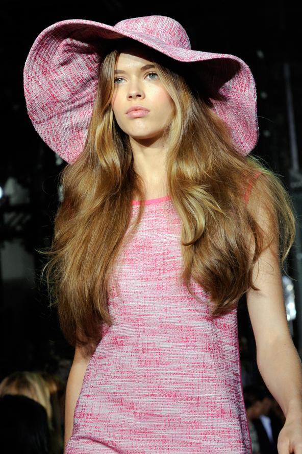 Dalgalı saç modeli 3