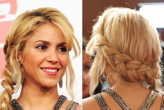 Shakira Saç Modelleri 2013 2013 saç modelleri