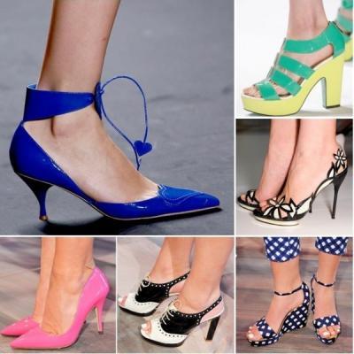 2013 ayakkabı modası