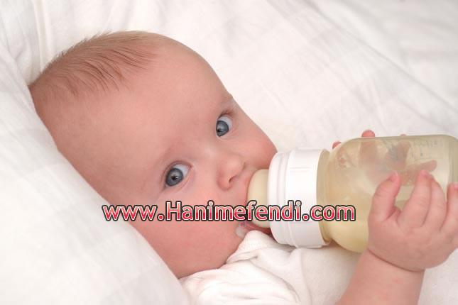 Bebekler için mamalar ve mama tüketimi