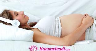 Hamilelikte Yatış Pozisyonları